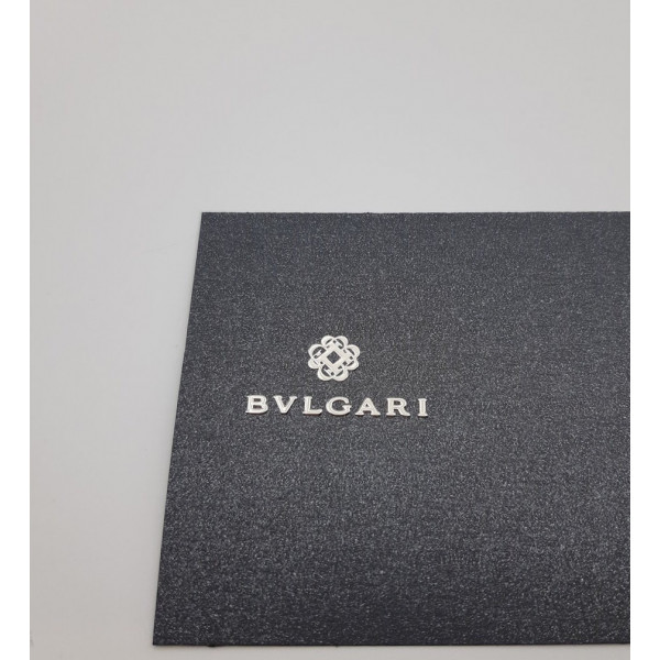 BVLGARI NICKEL STICKER