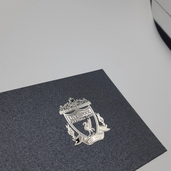 LIVERPOOL FC Nickel Sticker