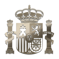 SPAIN SIMBOL Nickel Sticker