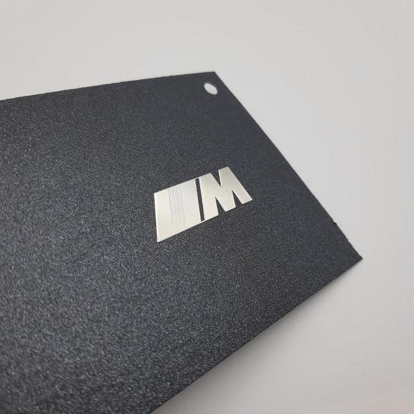 BMW M3 Nickel Sticker
