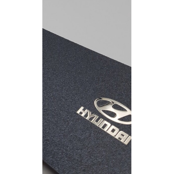 HYUNDAI NICKEL STICKER