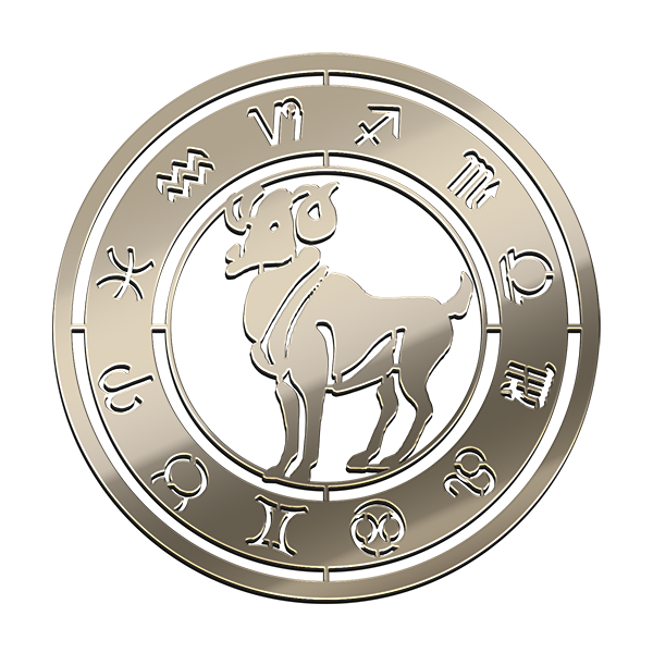 ARIES NICKEL STICKER