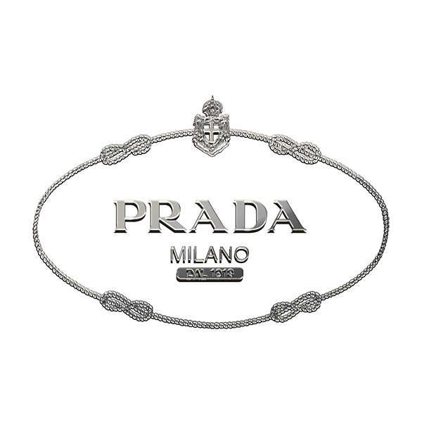 PRADA NICKEL STICKER
