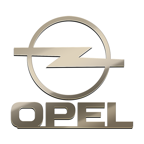 OPEL NICKEL STICKER
