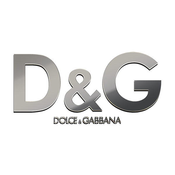 DOLCE GABBANA Nickel Stickers