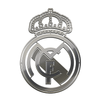 REAL MADRID Nickel Sticker