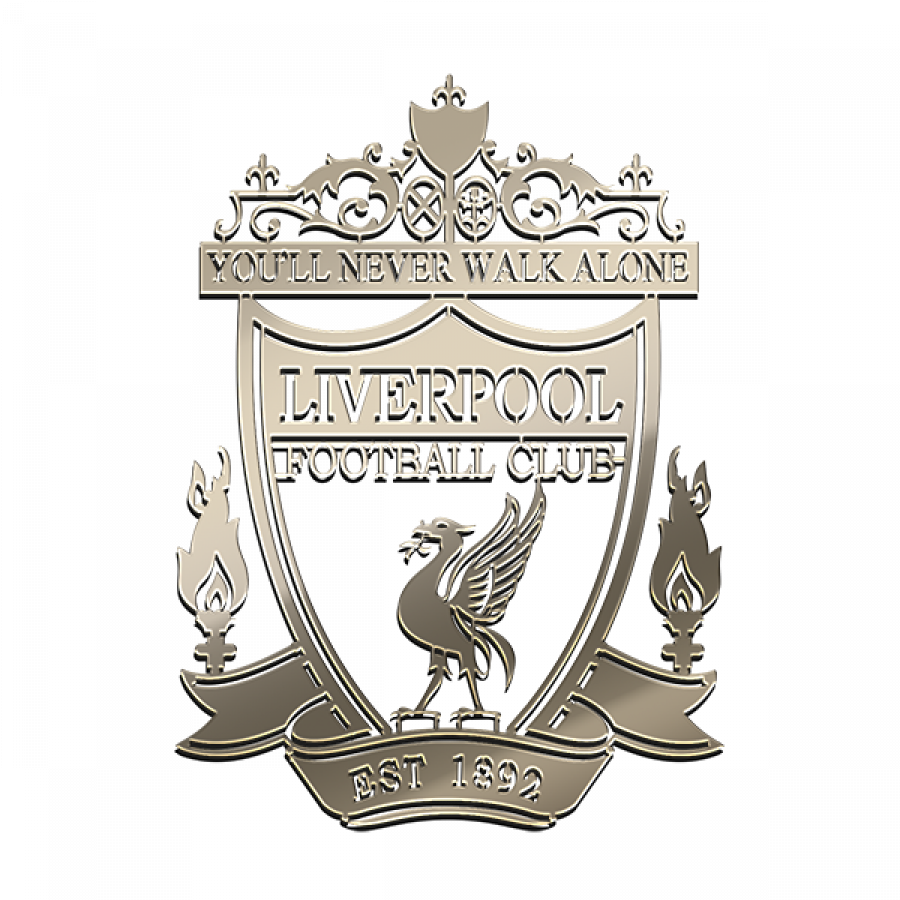 Liverpool Fc Nickel Sticker Free Shipping 2020