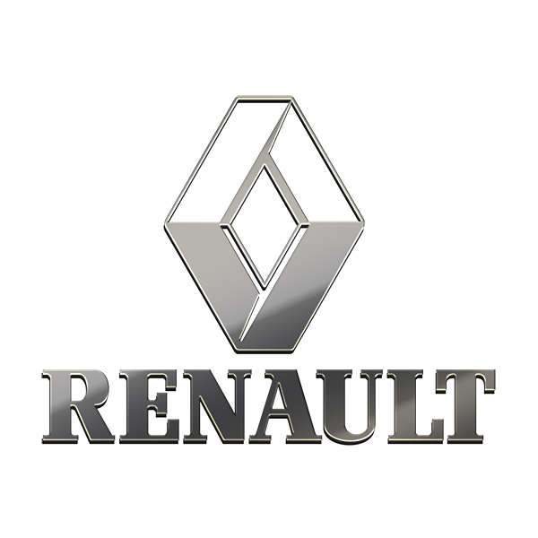 RENAULT NICKEL STICKER