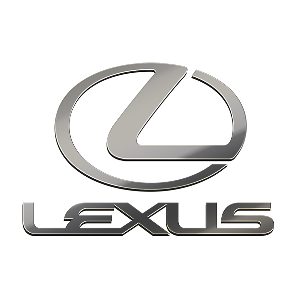 LEXUS NICKEL STICKER