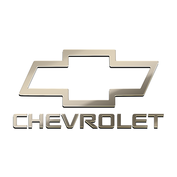 CHEVROLET NICKEL STICKER