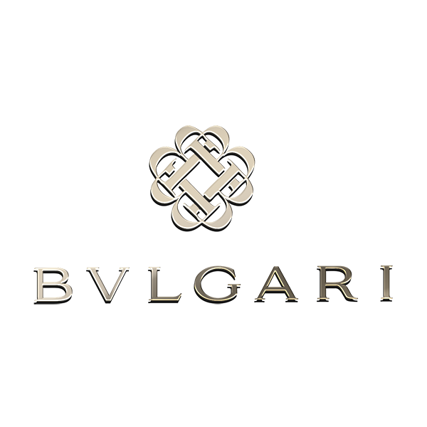 10 BVLGARI NICKEL STICKERS