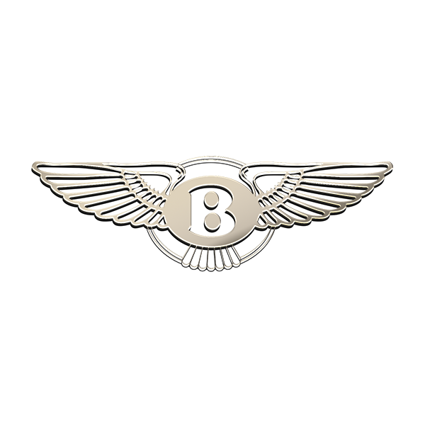 BENTLEY NICKEL STICKER
