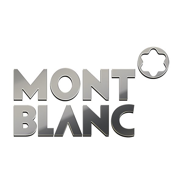 10 MONT BLANC Nickel Stickers