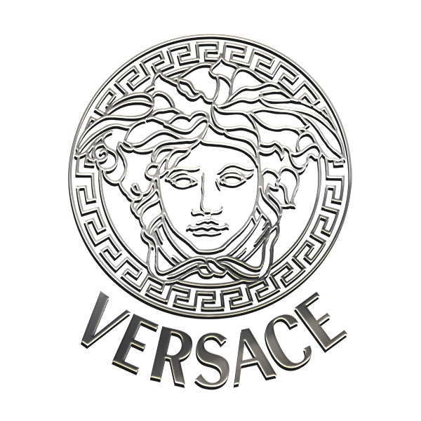 VERSACE NICKEL STICKER